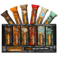 Grenade Carb Killa Bar Selection Box valgubatoonide komplekt (6 x 60 g)