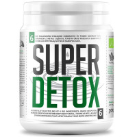 Diet Food Bio Super Detox Mix supertoiduainete segu (300 g)