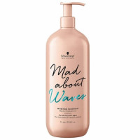 Schwarzkopf Professional Mad About Waves Windswept palsam (1000 ml)