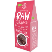 Diet Food Raw Cookies toorküpsised, Vaarika (100 g)