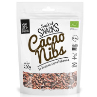 Diet Food Bio Raw Cacao Nibs orgaanilised toorkakao oad (200 g)