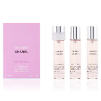 Chanel Chance Eau Tendre EDT refills (3 x 20 ml)