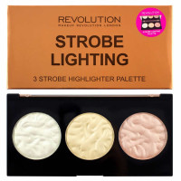 Makeup Revolution Strobe Highlighter palett, Lighting (11.5 g)