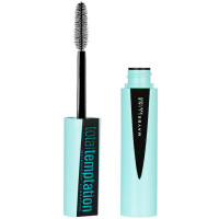 Maybelline Total Temptation ripsmetušš, Black Waterproof (8.6 ml)