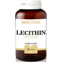 Diet Food letsitiini kapslid 1200 mg (60 tk)