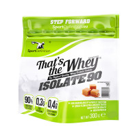 Sport Definition That's The Whey Isolate vadakuvalguisolaat, Iirise (300 g)