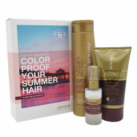 Joico K-pak Color Therapy Summer Kit ( 300 ml + 140 ml + 50 ml)