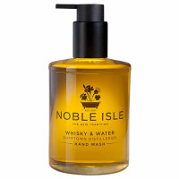 Noble Isle kätepesuseep, Whisky & Water (250 ml)