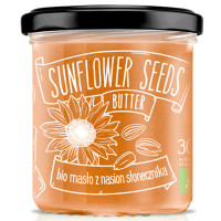 Diet Food Bio Sunflower Seeds butter orgaaniline päevalilleseemnevõi (300 g)