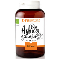 Diet Food Bio Ashwagandha tabletid (240 tk)