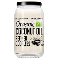 Diet Food Organic Coconut Oil Refined kookosõli (1000 ml)