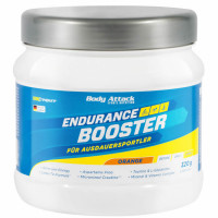 Body Attack Endurance Booster, Apelsini (320 g). Parim enne 30.03.2019