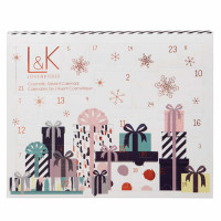 Technic Love & Kisses advendikalender meigitoodetega