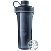 BlenderBottle Radian Tritan šeiker-joogipudel, Black (940 ml)