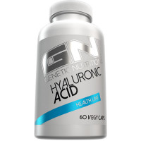 Genetic Nutrition Hyaluronic Acid hüaluroonhappe kapslid (60 tk)