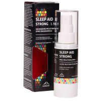 Nordaid Sleep Aid Strong 1.95 mg melatoniini sprei, 30 ml