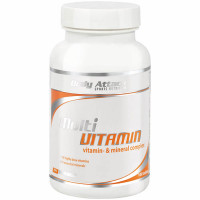 Body Attack Multi Vitamin tabletid (100 tk)