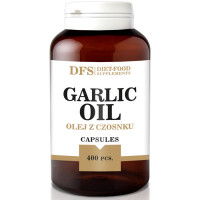 Diet Food Garlic Oil 300mg küüslaauguõli softgel kapslid (400 tk)