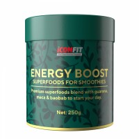 ICONFIT Energy Boost (Smuutidele, 250 g)