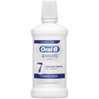 Oral-B suuvesi 3D White Luxe Perfection (500 ml)