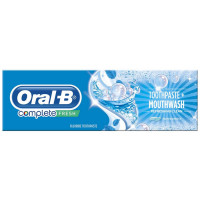 Oral-B Complete Fresh Toothpaste + Mouthwash hambapasta (75 ml)