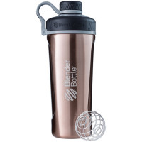 BlenderBottle Radian Insulated Stainless Steel joogipudel, Copper (770 ml)