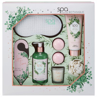 Style & Grace Spa Botanique The Ultimate Home Spa Beauty kinkekomplekt