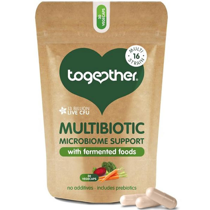 Together Health Multibiotic kapslid (30 tk)