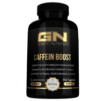 Genetic Nutrition Caffeine Boost kapslid (90 tk)