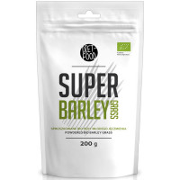 Diet Food Bio Super Barley Grass odraorase pulber (200 g)