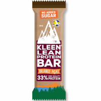 Kleen Lean Protein Bar proteiinibatoon NO ADDED SUGAR, Orange Acai (50 g)