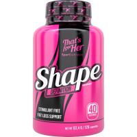 Sport Definition That's For Her Shape Definition rasvapõletuskapslid (120 tk)