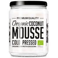 Diet Food Organic Coconut Mousse kookospasta (500 ml)