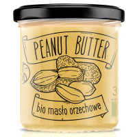 Diet Food Bio Peanut Butter Cream maapähklikreem (300 g)