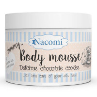 Nacomi kehavaht, Delicious Chocolate Cookie (180 ml)