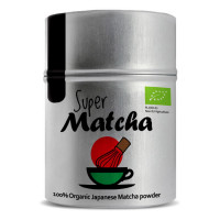 Diet Food Super Matcha - Bio Green Tea Matcha tee (40 g)